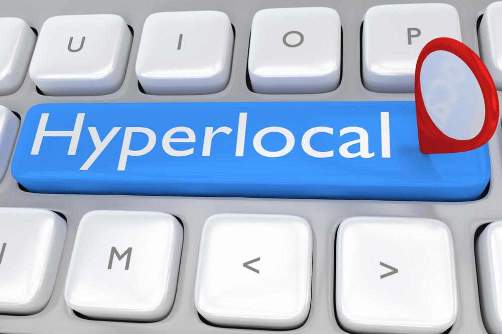 hyperlocal search