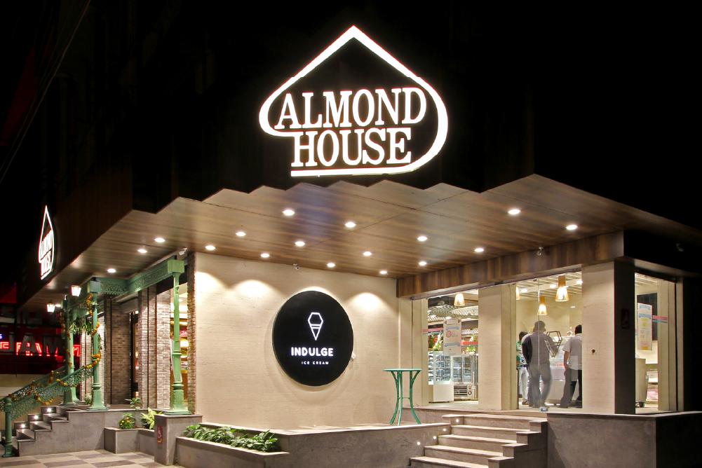 Almond House